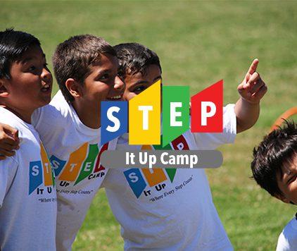STEP It Up Camp